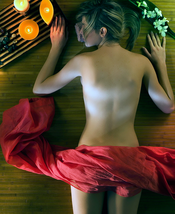 Erotic or Sensual Massage London,