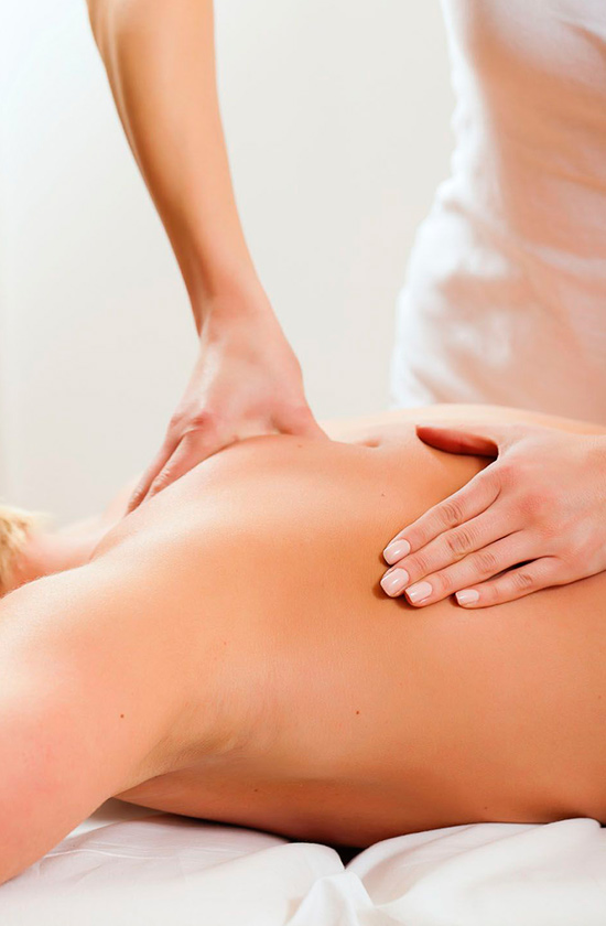 Massage therapy and prevention of chronic disease