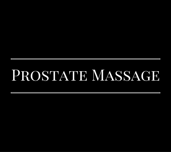 Find out more about our amazing prostate massage service in london