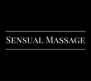 A brilliant sensual massage in london