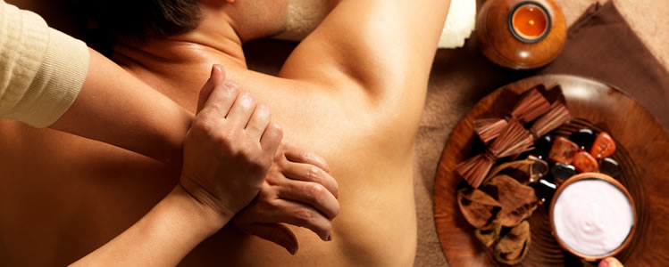 Zhi Ya Asian Massage Example