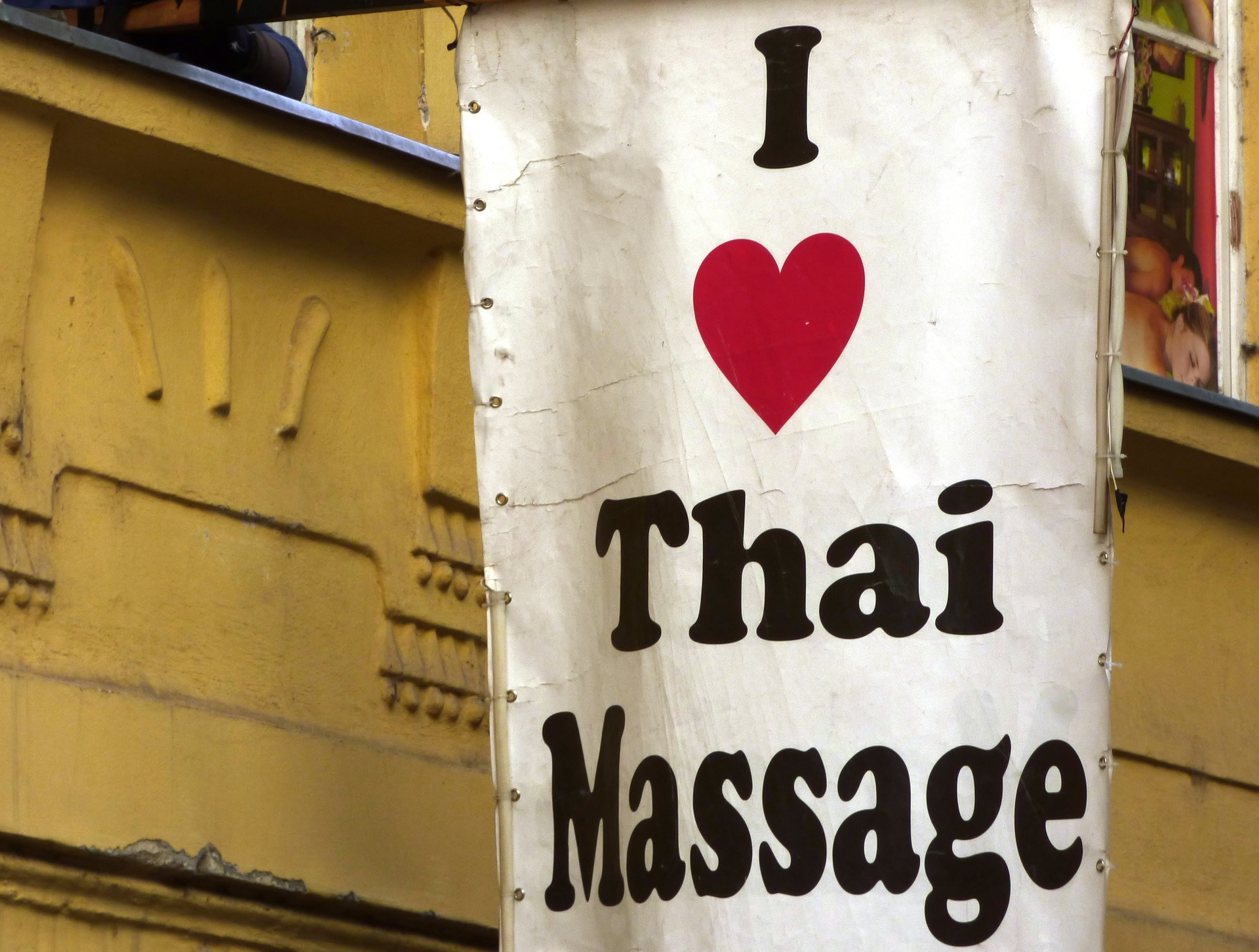 the history of thai massage