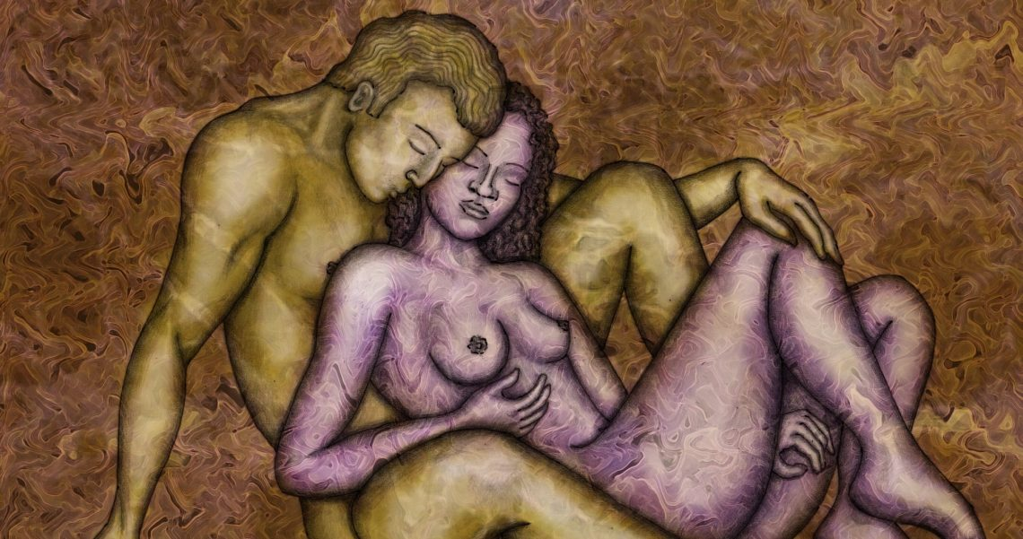 Skin to skin contact will make a massage more enjoyable