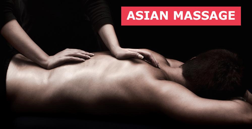 Asian Massage, Asian Massages,