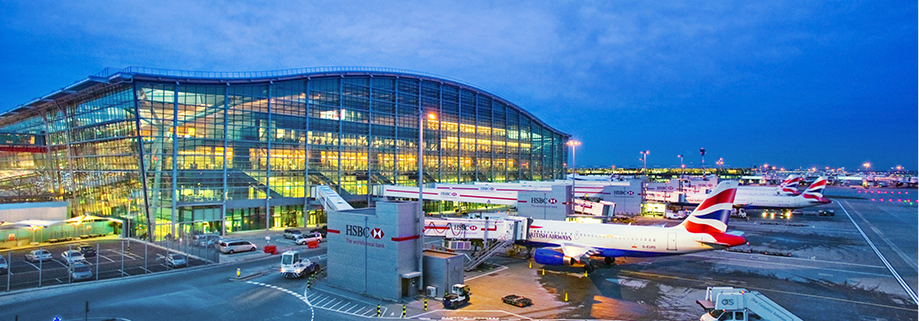We offer Massage Heathrow Services at all terminals & hotels