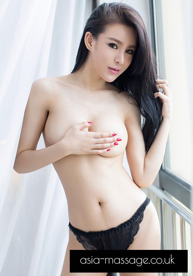 Nuru Massage London - Korean Outcall Masseuse Olivia