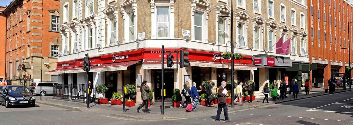 Massage Services in Paddington area London