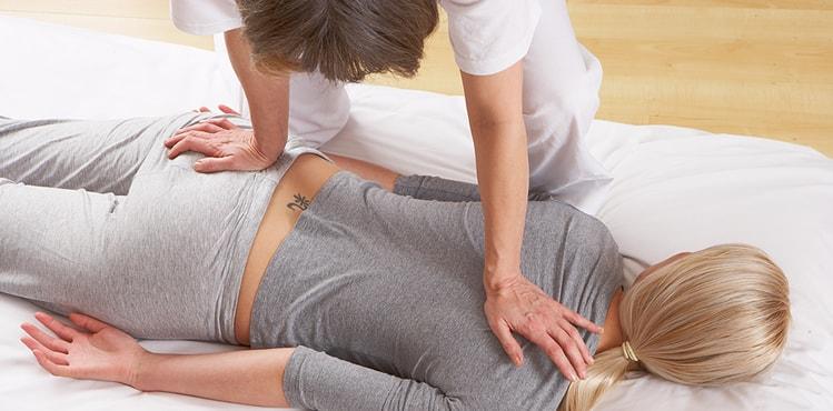 shiatsu massage example